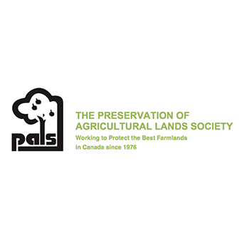 The Preservation of Agricultural Lands Society logo
