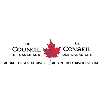 Council Of Canadians Logo