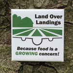 Land Over Landings button
