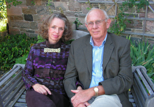 Photo of Doug Moffat and Saundra Reiner