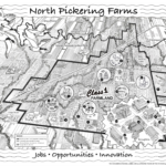 North Pickering Farms GIS Map