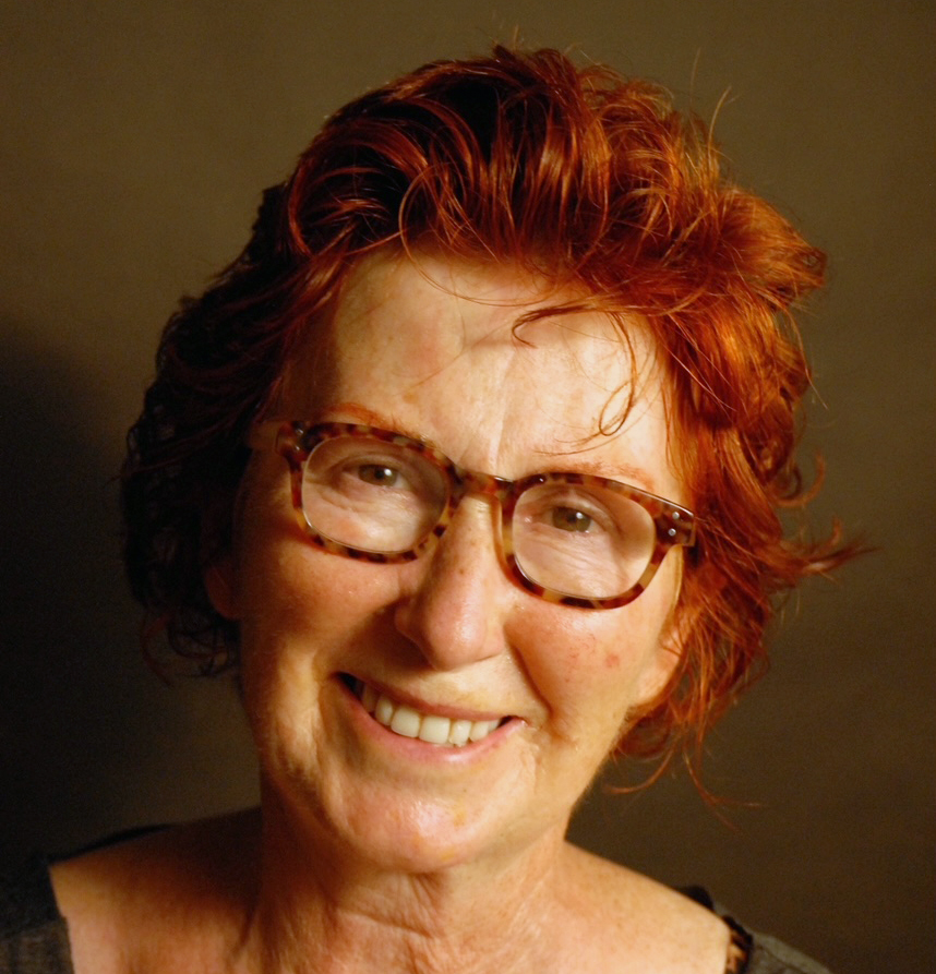 portrait of Heather Rigby